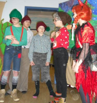 Foto zur Meldung: Theaterweihnacht