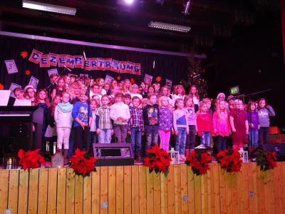 Foto zur Meldung: Calauer Weihnachtskonzert