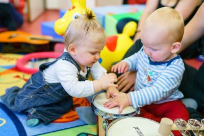 Foto zu Meldung: Neuer Besucherrekord im Eltern-Kind-Treff