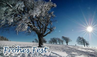Foto zur Meldung: Frohes Fest