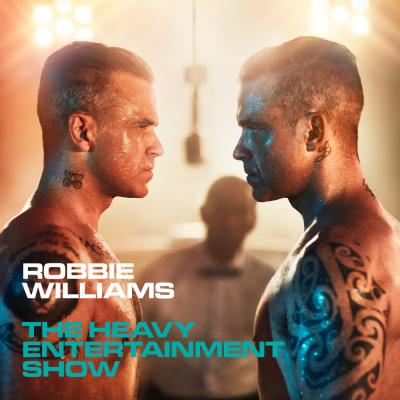 Foto zur Meldung: Robbie Williams - Love My Life (Columbia)