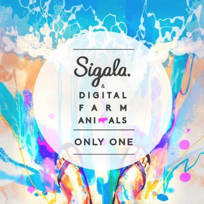 Foto zur Meldung: Sigala & Digital Farm Animals - Only One (B1)