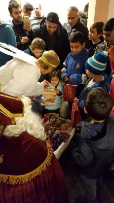 Foto zu Meldung: Adventsfeier im Café FreiRaum