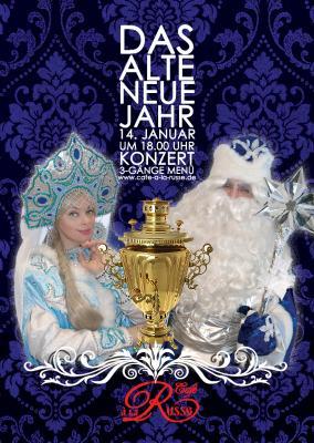 14.01.2017 - Das Alte Neue Jahr Fest