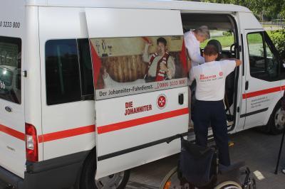 Foto zur Meldung: Neues Mobilitätsangebot in Grünheide  (Mark)