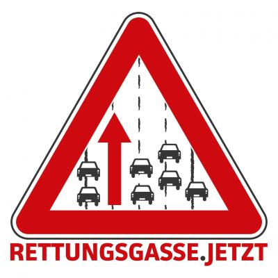 RETTUNGSGASSE.JETZT Logo p-v-t