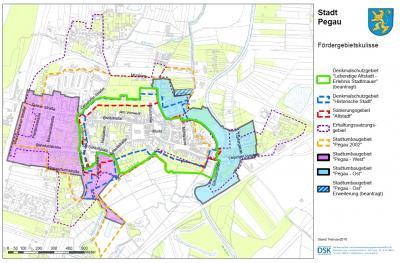 Foto zu Meldung: Die Stadt Pegau sucht zum 01.04.2017 ein Citymanagment