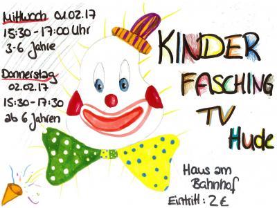 Foto zu Meldung: TV Hude Ausrichter des größten Kinderkarnevals in Hude