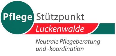 © Logo Pflegestützpunkt Luckenwalde