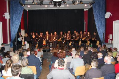 Foto zur Meldung: Lulu Big Band startet erfolgreich ins Jahr 2017