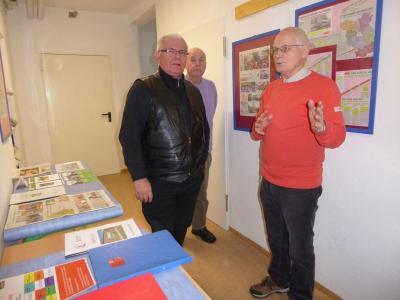 Foto zu Meldung: Eröffnung der Museumssaison in der Rehfelder Heimatstube - Jahresrückblick 2016