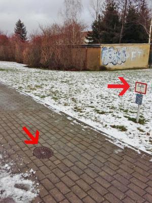 Foto zu Meldung: Hydranten sind Freizuhalten