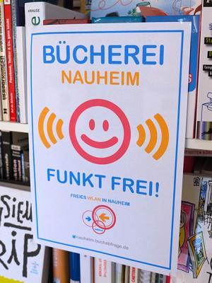 Foto zur Meldung: Freifunk: Das Netz in Nauheim wächst