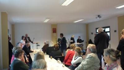 Foto zur Meldung: Rückschau: Neujahrsempfang in Buckow
