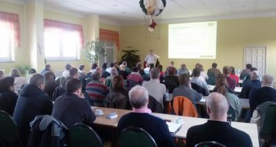 Vorschaubild zur Meldung: Winterschulung zum Thema Pacht- und Vertragsrecht und Brandenburgisches Wassergesetz