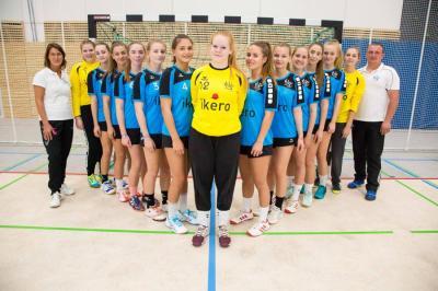 Foto zur Meldung: A-Jugend schlägt SV Grün-Weiß Schwerin