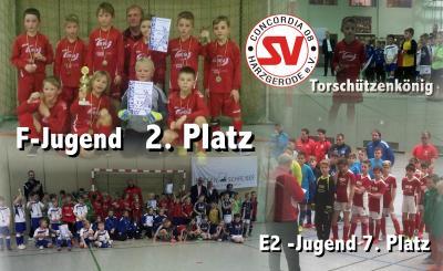 Foto zu Meldung: F-Jugend 2.Platz / E2- Jugend 7. Platz