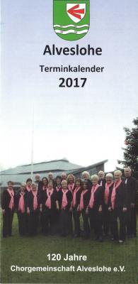 Foto zu Meldung: Der Terminkalender der Gemeinde Alveslohe