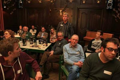 Foto zur Meldung: Jahresmitgliederversammlung 2017 im Schloss Baum