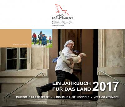 Foto zur Meldung: natürlich Brandenburg – Ein Jahrbuch für das Land 2017