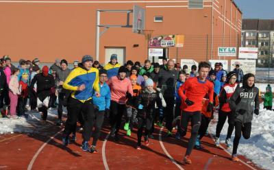 Start zum 4. Paarlauf 2017
