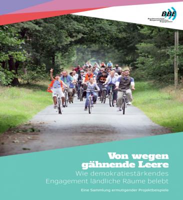 Foto zur Meldung: Demokratiestärkende Projekte im ländlichen Raum: Publikation