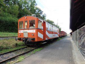 Foto zur Meldung: Spendensammlung neues 97 Jahre altes Fahrzeug für die Buckower Kleinbahn