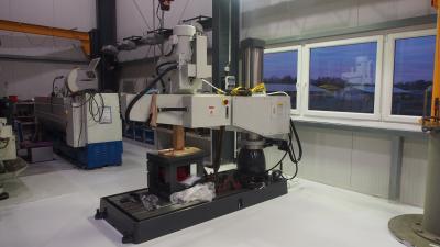 Vorschaubild zur Meldung: Radialbohrmaschine RBT 50/16H