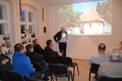 Vorschaubild zur Meldung: Kalenderrückblick: vor 3 JAHREN: Dokumentarfilm über das Schulmuseum Schwarzenburg