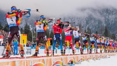 Vorschaubild zur Meldung: Biathlon-Schnupperkurse
