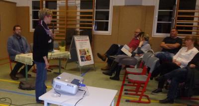 """Foto zur Meldung: Gesamtelternversammlung zum Thema """"Schulentwicklung"""""""