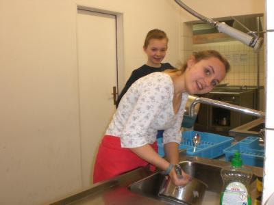 Foto zur Meldung: Klasse 8 bei Nestor