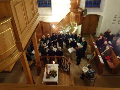 Foto zu Meldung: Kleinfischlingen 15-jähriges Jubiläum mit Konzert gefeiert
