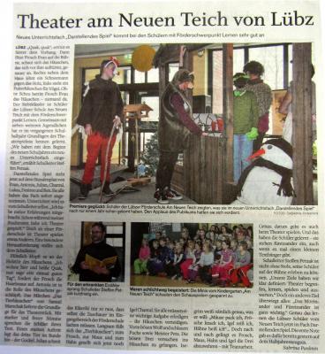 Foto zu Meldung: Theater am Neuen Teich von Lübz