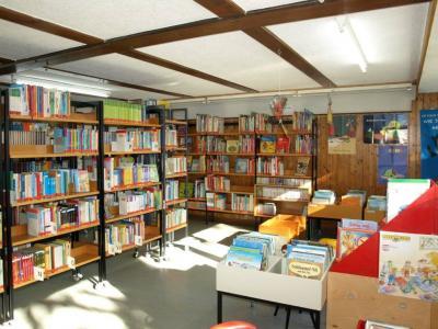 Foto zur Meldung: Gemeindebücherei: 2016 - Ein erfolgreiches Jahr