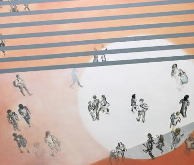 """Foto zur Meldung: 40. Ausstellung in der Turmgalerie Bismarckhöhe """"Im Fokus"""""""