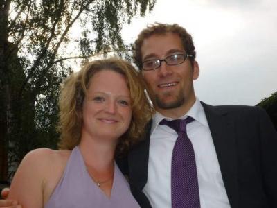 Jessica und Michel Benger