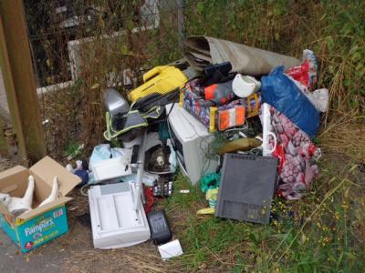 Foto zur Meldung: Wilde Müllablagerungen sind kein Kavaliersdelikt