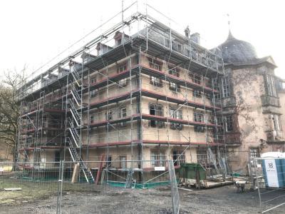 Vorschaubild zur Meldung: Im neuen Rathaus geht's voran
