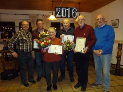 """Foto zu Meldung: Jahreshauptversammlung des Kleingartenvereins """"Am Oelpfad"""" Holzwickede am 19.03.2016"""
