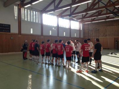 Foto zur Meldung: 1. PSU-Herren sichern sich Relegationsplatz um den Aufstieg in die Regionalliga Ost