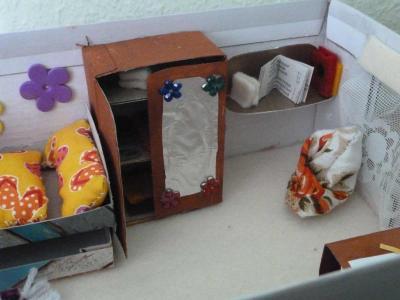 Foto zur Meldung: Tolle Arbeiten der Klasse 6