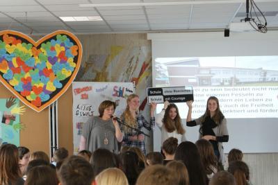 Foto zur Meldung: Schule ohne Rassismus