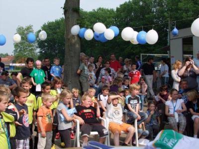 Foto zu Meldung: 100 Kinder bei Schnuppertag-Premiere