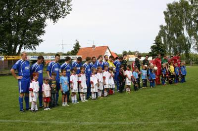 Foto zu Meldung: Gelungenes Sportwochenende im Grünenthalstadion