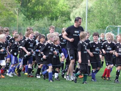 Foto zur Meldung: HSV Fussballschule kommt nach Walsrode