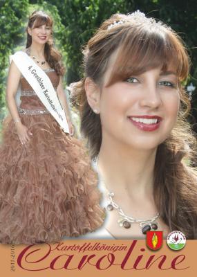 4. Genthiner Kartoffelkönigin Caroline Lange