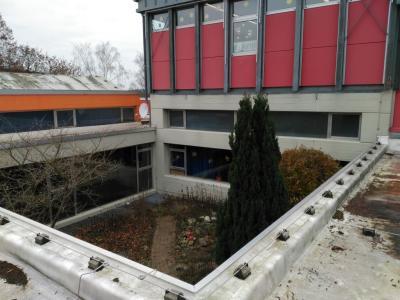 Foto zur Meldung: Grundschule Bahrdorf - Baumaßnahmen starten zu Ostern 2017