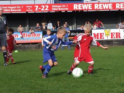 Foto zu Meldung: Drei Jugend-Teams im Pokalviertelfinale