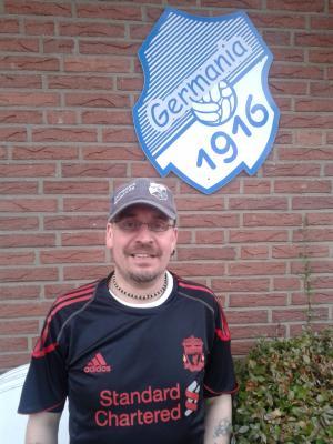 Foto zur Meldung: Jugendtrainer Kevin Grove absolviert erfolgreich Trainerausbildung